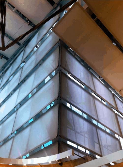 glasspanel