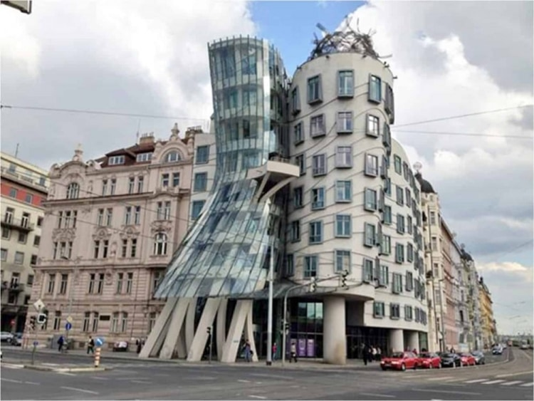 ADF Web Magazine dancing house