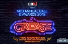 MIID Annual Ball and Awards 2018