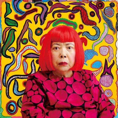adf-yayoi kusama - yayoi kusama courtesy of ota fine arts, tokyo