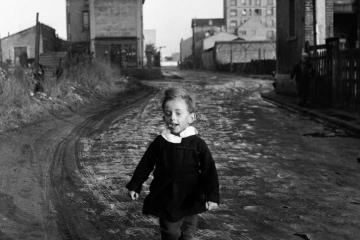ロベール・ドアノーパピヨンの子供