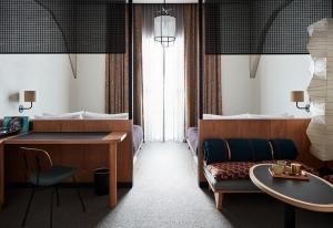 建築家 隈研吾が建築デザイン手がけたエースホテル京都が4月16日にオープン