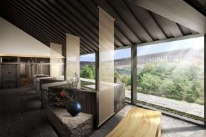 伝統を再生する隈研吾による建築デザイン 奈良公園内に初となるラグジュアリーリゾートホテル「ふふ 奈良」が2020年6月5日オープン