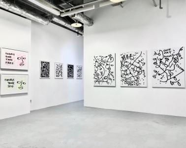 Shantell Martin(シャンテル・マーティン)個展