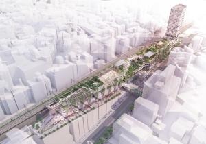 渋谷 新宮下公園 MIYASHITA PARK(ミヤシタパーク) 24時間営業の渋谷横丁が2020年6月オープン