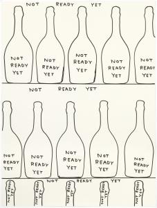 創造性と革新性を追求する世界最古のシャンパーニュメゾン ルイナール × デイヴィッド・シュリグリー アートコラボレーション「UNCONVENTIONAL BUBBLES」