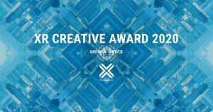 XRクリエイティブアワード2020「unlock limits」をテーマに作品を募集
