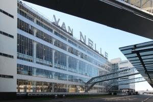 ロッテルダムとファン・ネレ工場(Van Nelle Factory)と