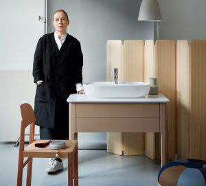 DURAVIT セシリエ・マンツがデザインする人気シリーズ「Luv」に新しい「色」と「サイズ」が登場