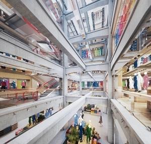 佐藤可士和、プリツカー賞を受賞したスイスの建築家ユニット、ヘルツォーク・アンド・ド・ムーロン(Herzog & de Meuron)がデザインした「UNIQLO TOKYO」が銀座にオープン