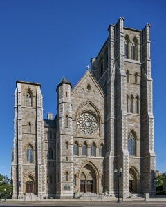 Elkus Manfredi Architects Renovated the Cathedral of the Holy Cross in Boston, Massachusetts