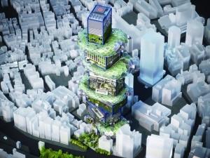 noizが「渋谷キャスト3周年祭」に合わせた次世代型スマートシティの垂直版「SHIBUYA HYPER CAST. 2」を提示