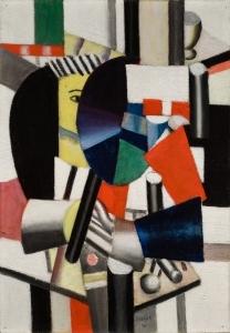 ポーラ美術館「LÉGER&ART DÉCO  100年前の未来」展 キュビスムの巨匠 フェルナン・レジェの新収蔵作品を初公開