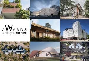 第34回 WA Awards 10+5+X結果発表 建築デザインアワード