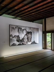 世界遺産の二条城を舞台にしたアートイベント「artKYOTO 2020」が開催