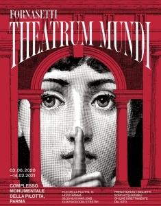 FORNASETTI Theatrum Mundi: Italy restarts from culture