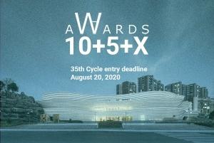 第35回 WA Awards 10+5+X応募募集! 建築デザインアワード