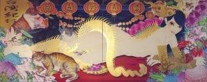 タグボート & ホテル雅叙園東京 共同主催「TAGBOAT × 百段階段」展 - 文化財と出会う現代アート
