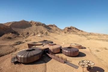 adf-web-magazine-buhais geology museum by hopkins architects, uae, dezeen awards 2020
