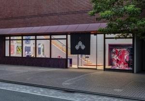 京友禅の千總 - 京都・烏丸三条にフラッグシップストアをオープン