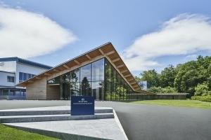 「グランドセイコースタジオ 雫石」2020年7月20日に開設 | 隈研吾設計