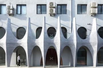 adf-web-magazine-masquerade by 123 architects, china, dezeen awards 2020