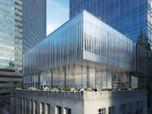 ティファニーが改装中のニューヨーク本店の計画を一部公開 - レム・コールハース 重松象平 建築デザイン事務所OMA