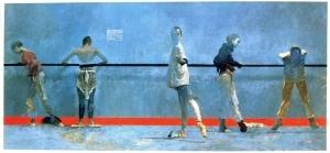 代官山ヒルサイドフォーラム「ロバート・ハインデル展 ─ 心の絆─ Let Art Heal Your Soul」を開催
