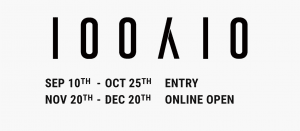 アートコンペティション「100人10(100人展)」開催