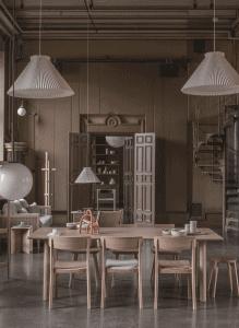 Stockholm Furniture & Lighting Fair凱旋イベント「The Archive in ebisugawa salone」 - 京都の伝統的家具通りで開催中「夷川サローネ」にてショーケース