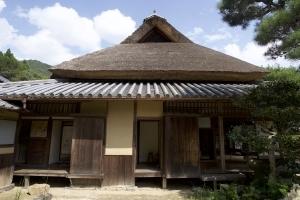 古民家での暮らしVol.3: 古民家と屋根