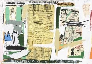 現代アート作品の共同保有プラットフォーム ANDART - バスキア作品オーナー権を販売