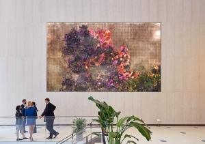 チームラボのパブリックアートがニューヨークのグランド・セントラル駅横に常設展示