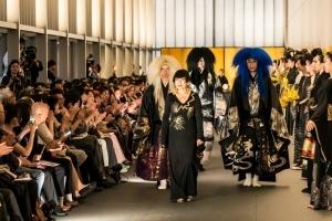 能楽師 観世清和×コシノジュンコ|舞台芸能「継承される伝統と現代の融合」開催