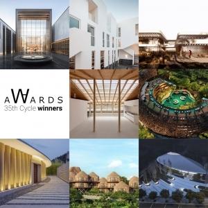 第35回 WA Awards 10+5+X 建築デザインアワード受賞作品発表