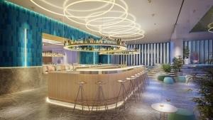 建築家 安藤忠雄がデザイン監修し、日本初進出となるW Osakaが2021年3月16日にオープン