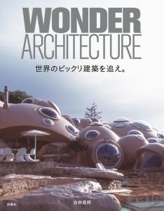 Casa BRUTUS元編集者厳選  ビジュアル本『世界のビックリ建築を追え。』刊行