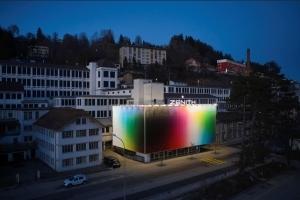 ゼニス × 現代アーティスト フェリペ・パントン - フルスペクトラムでコラボレーション