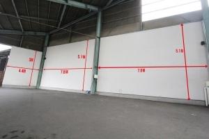 総面積約100㎡の巨大壁面3面に自由に描く「北九州ウォールアートコンテスト」開催