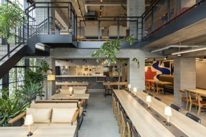 「住む」と「学ぶ」を一体化した居住型教育施設「SHIMOKITA COLLEGE」を下北線路街に開業