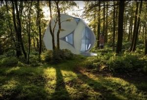建築家 曽野正之がデザインした30坪300万円の3Dプリンター住宅「Sphere」プロトタイプデザインを公開