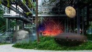 カルティエ現代美術財団 - 拡張現実(AR)体験ができるアプリ「Night Vision 20/20」をリリース