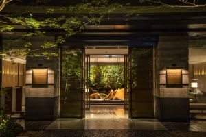 The Art of Landscape design at Hotel The Mitsui Kyoto