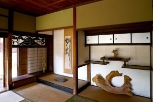 古民家での暮らしVol.7: 日本家屋と床の間1