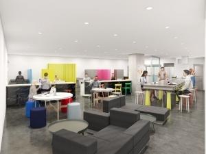 パルコ コミュニティ型ワーキングスペース「SkiiMa(スキーマ)」の関東1号店を吉祥寺PARCOにオープン