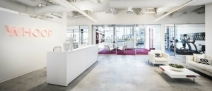 Athletic Technology Company WHOOP's Headquarter Expansion Showcases Transparent Hi-tech Workplace
