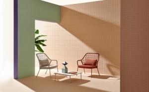 モントリオールの家具メーカーDe GaspéがPedraliの春の到来を告げるアウトドア家具を発売