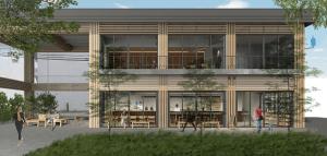 Blue Bottle Coffee Shibuya Cafe Opens on April 28, 2021 - Spatial Design by Keiji Ashizawa Design