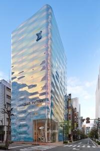 新たなルイ・ヴィトン 銀座並木通り店が誕生 - 建築家 青木淳インタビュー