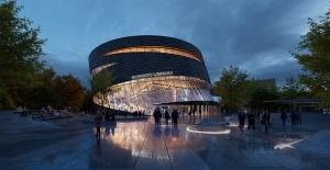 韓国のスマートシティ「松島新都市」に次世代図書館の提案